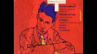 Schubert by Kapell - German dance D. 783 No 7 in B flat