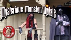 Mystery Mansion Update - New Remodeled Attraction!