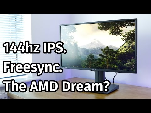 Asus MG279Q Freesync Monitor Review - One For The Red Team?