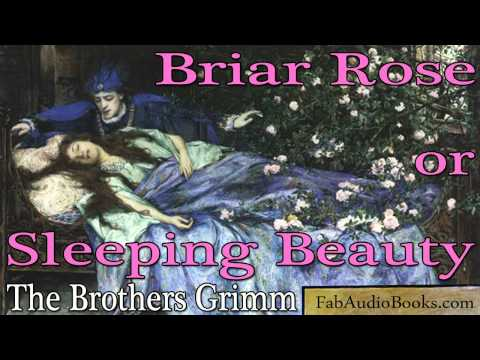 SLEEPING BEAUTY - Briar Rose by The Brothers Grimm Fairy Tale - FAB