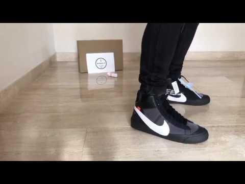 53392f186f68 Nike X Off White Blazer