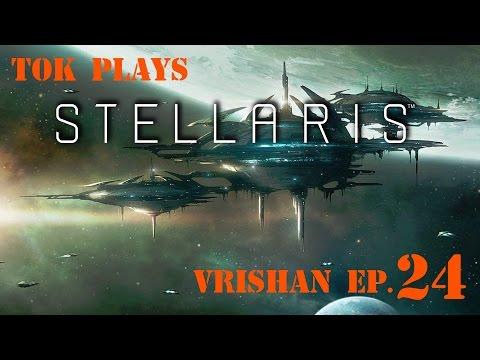 Tok plays Stellaris: Horizon Signal - Vrishan ep. 24 - Immigration Issues
