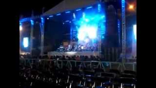 Concierto de Super Class de Jorge Dominguez en Nuevo Necaxa 2014