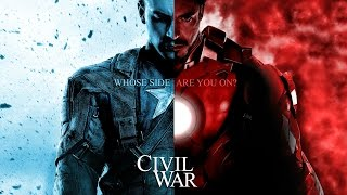 10 Cosas Que Saber De Capitán America 3 CIVIL WAR - Iron Man / Spiderman / Pantera Negra / Avengers