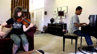 """CRYSTALLIZE"" : LINDSEY STIRLING JAMS WITH BLIND PIANO PRODIGY KUHA'O CASE"