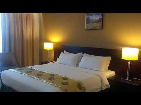 Hotel Near KKIA (airport)? Pan Borneo Hotel, Kota Kinabalu, Sabah.