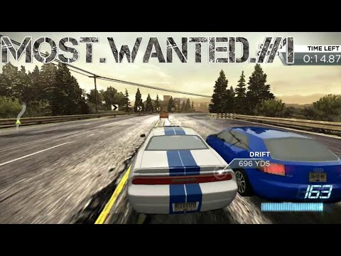 Need For Speed Most Wanted Playthrough #1 Dodge - 동영상