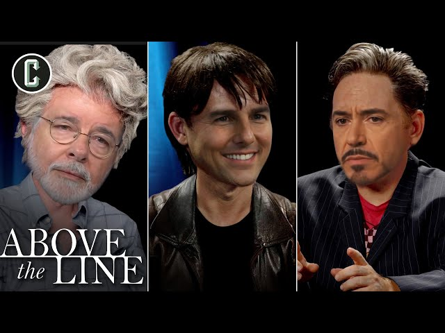Deepfake Roundtable: Cruise, Downey Jr., Lucas & More - The Streaming Wars | Above the Line