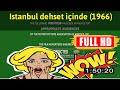 R3VIEW VL0G  Istanbul dehset içinde (1966) #5807rkfnr