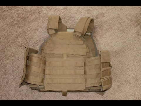kevlar body armor interceptor test full of holes youtube. Black Bedroom Furniture Sets. Home Design Ideas