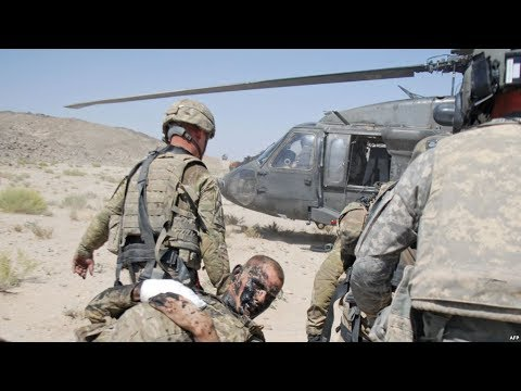 Four U S  soldiers killed in apparent insider attack in Balkh, Afghanistan,  official