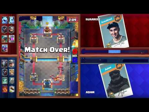 Clash Royale: Who's Going Home? Tiebreaker Match - Crown Championship Top 8 (EU, Week Three)