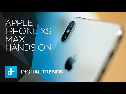 Apple iPhone XS Max - Hands On