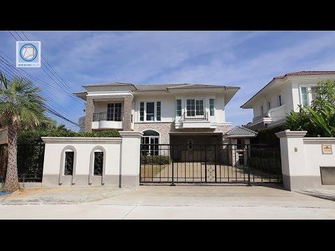 รีวิว-ขาย บ้านมือสองพร้อมอยู่ Casa Ville วัชรพล - สุขาภิบาล 5