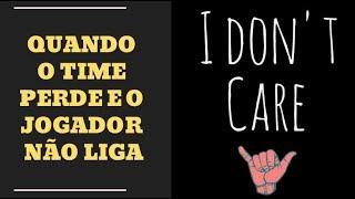 Flamengo, São Paulo, as fases ruins e a indiferença de jogadores ante a derrota