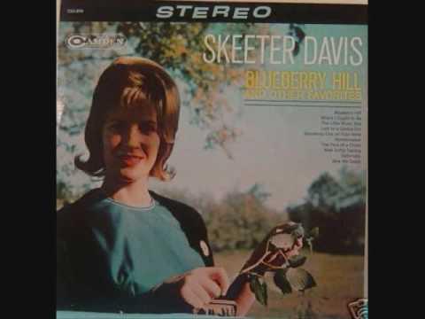 Skeeter Davis - The Little Music Box (1962)