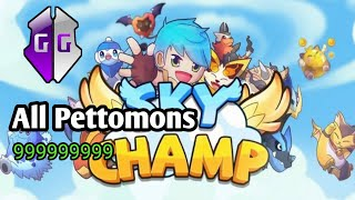 Sky champ hack with the guardian unlimited diamonds and gold