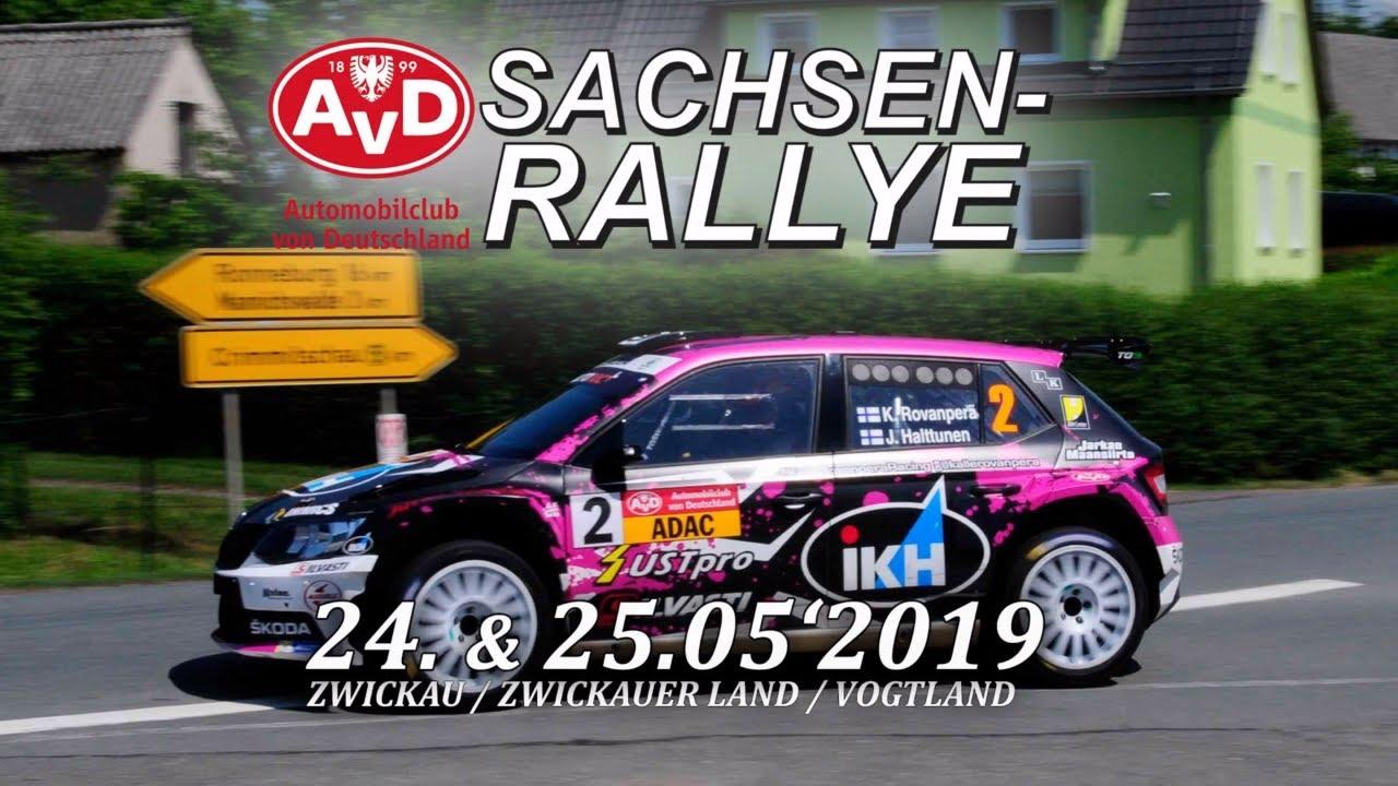 Sachsen Rallye 2019
