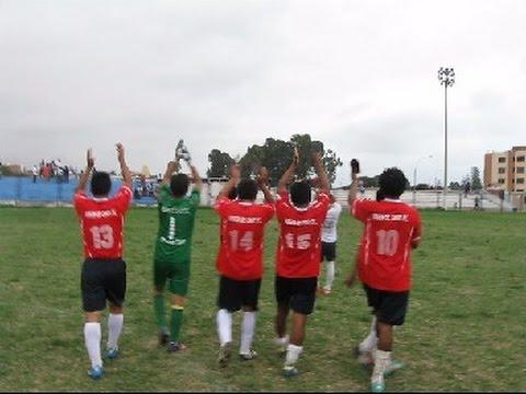 Club Virgen de Chapi FC 2 - 1 Cosmos FC
