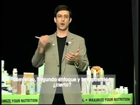 Herbalife   Leon Waisbein   Building A Solid Business Part 2