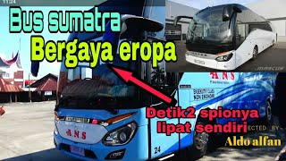 Download Mp3 Heboh..!! Bus Ans Pamer Unit Terbaru Nya New Patriot By Morodadi Prima