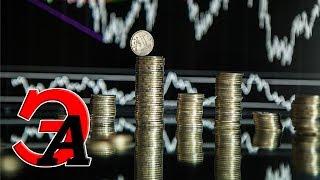 Смотреть видео Курс доллара в октябре 2018. Стабилизация рубля. Врёт ли Максим Орешкин? онлайн