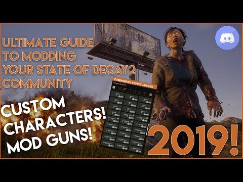 In-depth Guide To MODDING SOD2 With Community Editor 2019