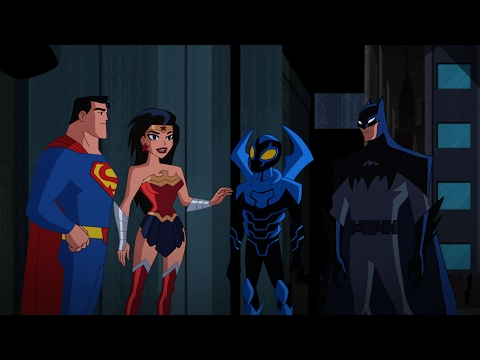 "Justice League Action - ""Time Share"" Clip 1"