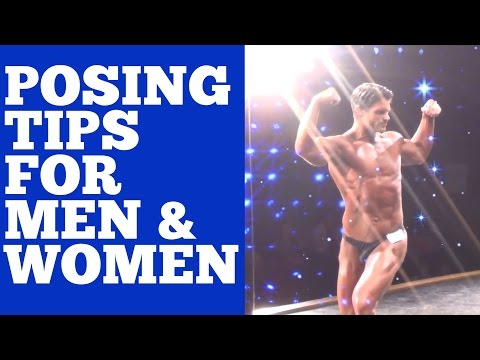Bodybuilding Posing Tips for Men and Women (ALL Champions Do This)