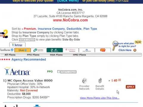 anthem-blue-cross,-blue-shield,-california-health-insurance-$45/month---nocobra.com