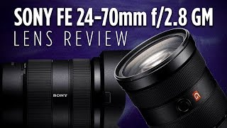 Sony FE 24-70mm f/2.8 G Master Lens Review