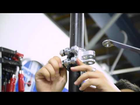 KINCROME How To: Mounting A Kincrome Electric Lifting Hoist And Hoist Frame