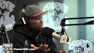 "50 Cent tells Big Boy why Alicia Keys forced him to push out ""New Day"""