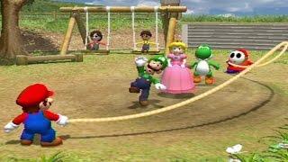Mario Party 8 - All 1-Vs-3 Minigames