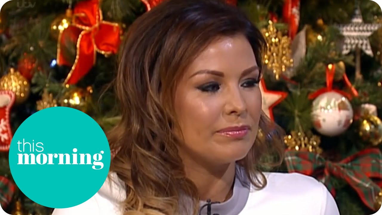 Jessica Wright On A Lonely Christmas | This Morning - YouTube