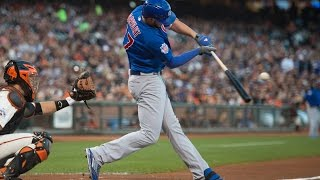 Kris Bryant may be the MVP this year and has been a key cause in th...