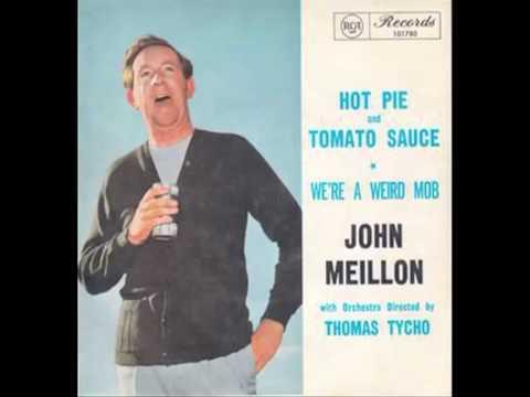 John Meillon  Hot Pie and Tomato Sauce 1967