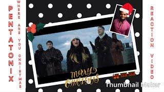 Pentatonix - Where Are You Christmas 🎄 ((Reaction Video))