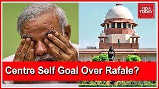 Rafale Row: Factual Error In The Documents A Self-Goal For Modi Govt?