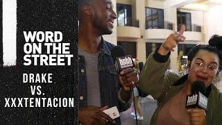Word On The Street: Did Drake Steal XXXTENTACION's Flow?