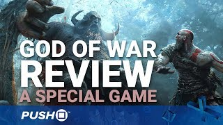 God of War PS4 Review: A Special Game (Spoiler Free) | PlayStation 4 | PS4 Pro Gameplay Footage