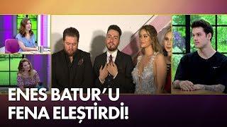 Orkun Işıtmak'tan Enes Batur'un evlilik oyununa olay yorum!