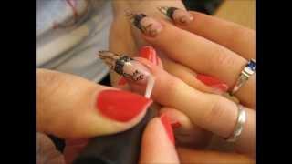 Мастер-класс по наращиванию искусственных ногтей (гель+акрил)