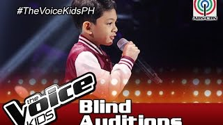 "The Voice Kids Philippines 2016 Blind Auditions: ""What Makes You Beautiful"" by Matthew"