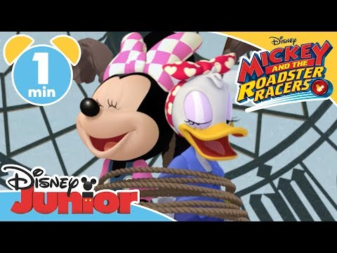 Mickey and the Roadster Racers | The Happy Helpers Song | Disney Junior UK