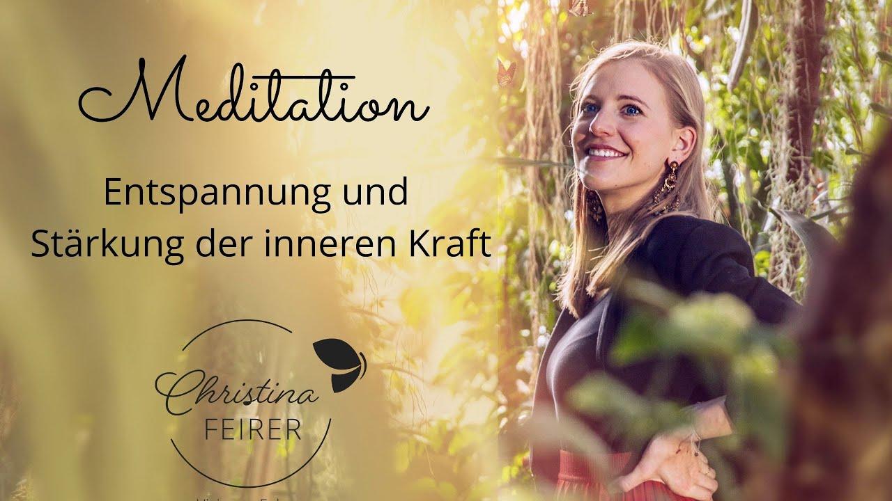 Geführte Meditation: Entspannung & Stärkung deiner innere Kraft (10 Minuten)