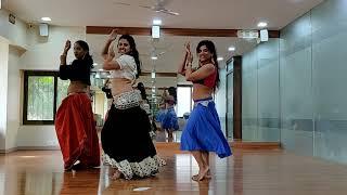 Belly Dance | Bollywood | Nimbooda | Shanelle D'souza
