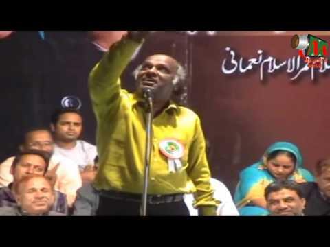Dr Rahat Indori [HD] Bhiwandi Mushaira, 03/04/13, MUSHAIRA MEDIA