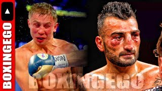 GENNADY GOLOVKIN CLOSE TO FIGHTING 154 LBER VANES MARTIROSYAN WHO LAST FOUGHT MAY 2016 (NEWS)