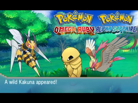 Pokemon Omega Ruby And Alpha Sapphire How To Catch Find